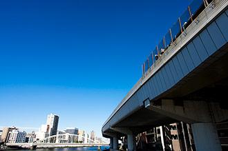 首都高速道路のイメージ